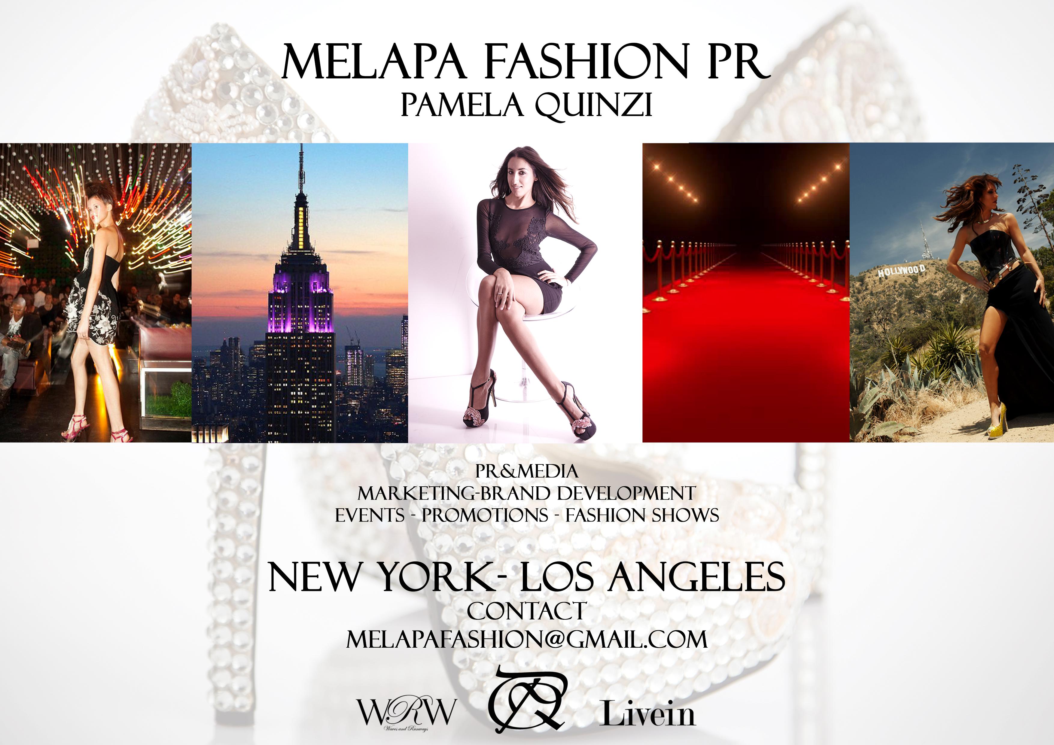 Melapa Fashion NEWS!