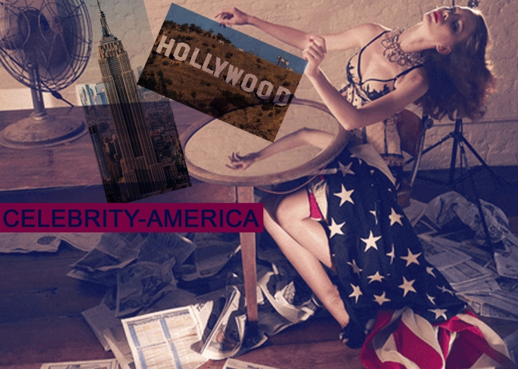CELEBRITY AMERICA